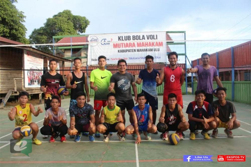 Eksposkaltim Mengenal Klub Bola Voli Mutiara Mahakam